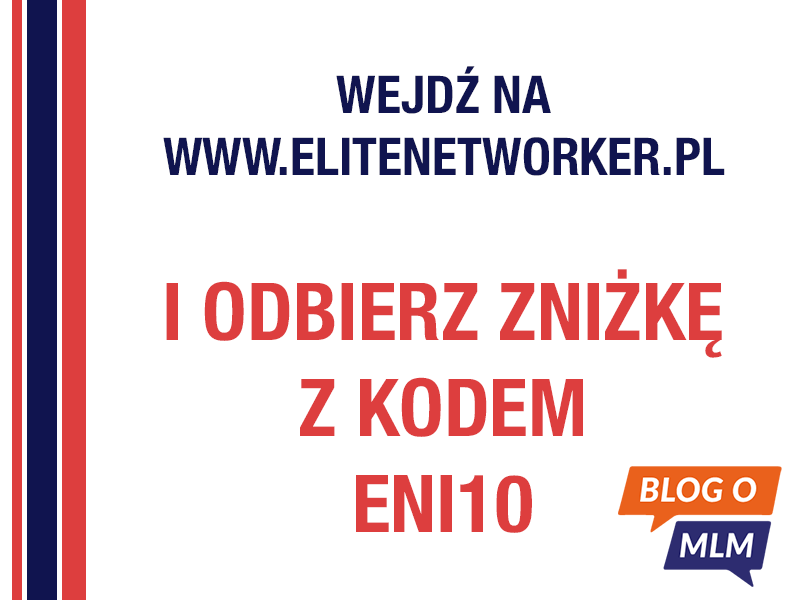 Piotr Mosio - szkolenie Elite Networker Intensive - Blog o MLM - MLM, marketing sieciowy, network marketing, marketing wielopoziomowy, multi level marketing, sprzedaż bezpośrednia - Bizon Capital