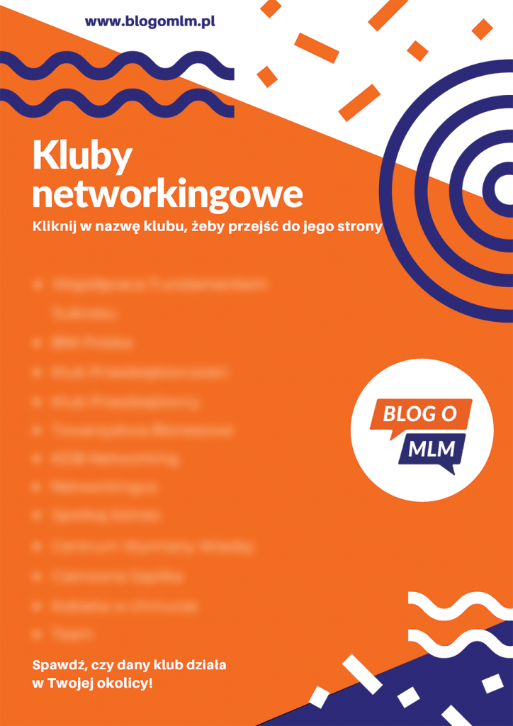 MLM, marketing sieciowy, network marketing - jak rozwinąć biznes MLM - strategia rozwoju - plany na 2019 - Blog o MLM - Bizon Capital - Network Magazyn - networking - klub networkingowy - WFS