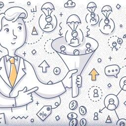 Lejek sprzedażowy, co to jest lejek, tunel sprzedażowy - Blog o MLM, marketing sieciowy, network marketing, network magazyn